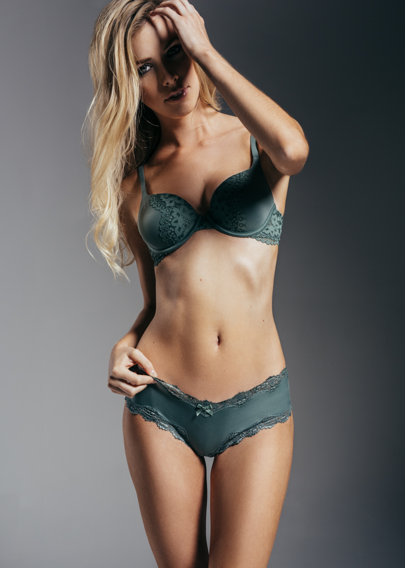 green-dark-lingerie-Brooke-Wallace